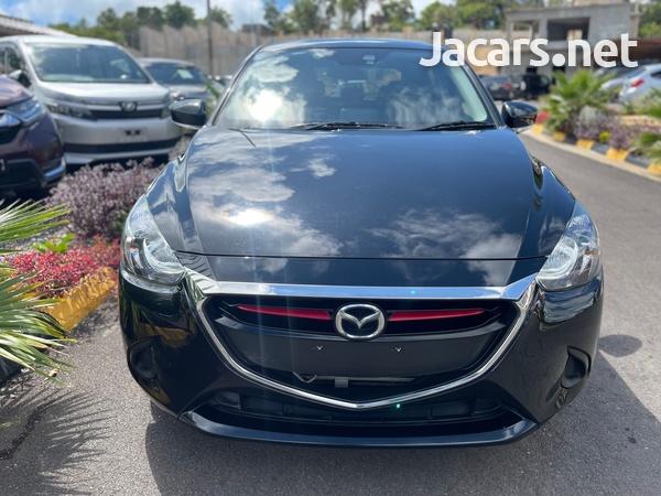 Mazda Demio 1,5L 2016-1
