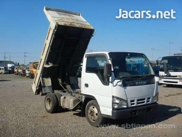 Isuzu Tipper Truck 2006-6