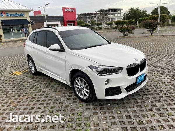BMW X1 1,5L 2019-3