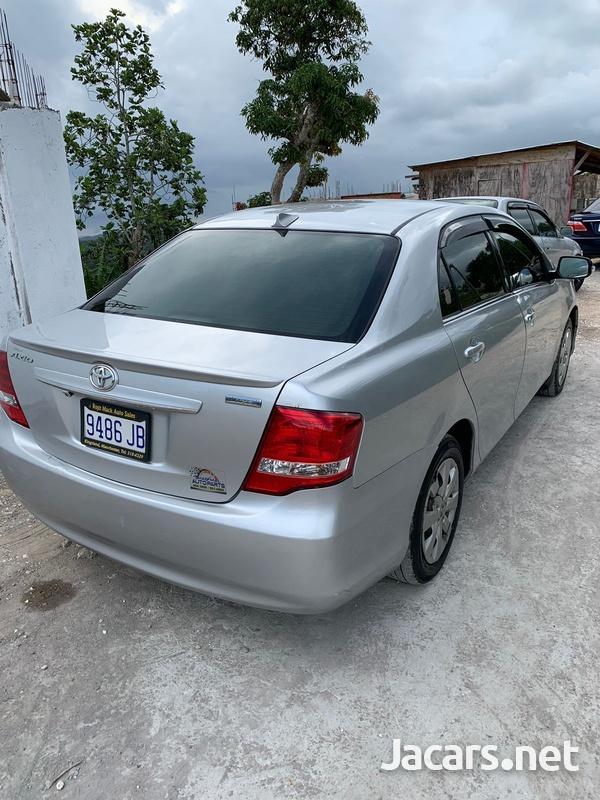 Toyota Axio 1,8L 2009-2