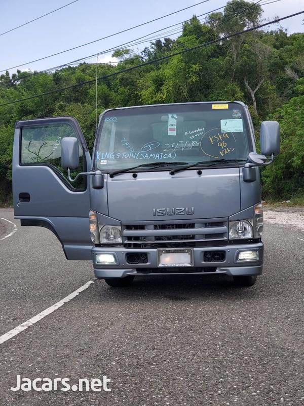2008 Isuzu Elf Dump Truck-1