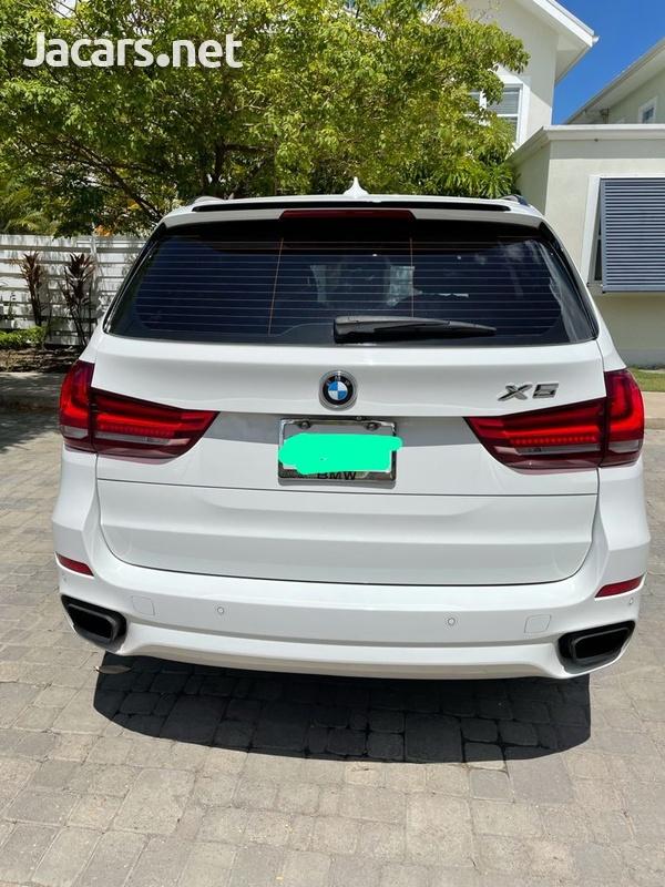 BMW X5 3,0L 2017-9