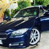 BMW 5-Series 2,0L 2016