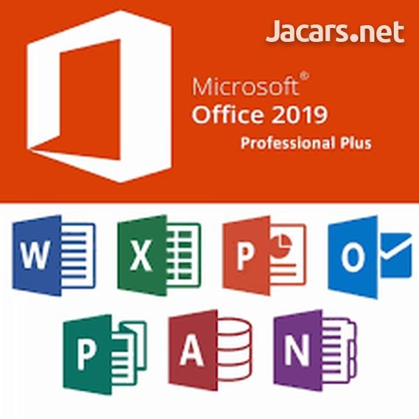 Microsoft Office 2019-1