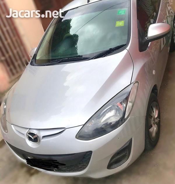 Mazda Demio 2,4L 2012-1