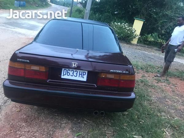 Honda Accord 1,6L 1991-3