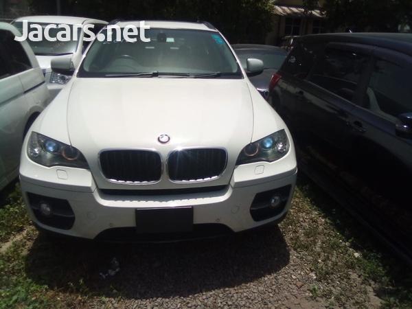 BMW X6 2,5L 2012-1