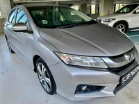 Honda City 1,5L 2016