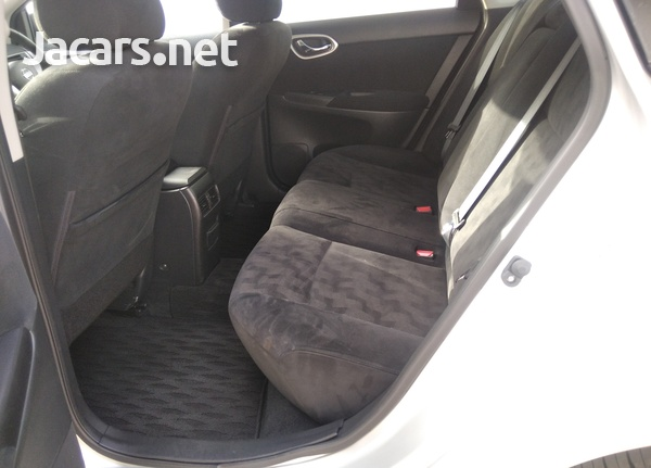 Nissan Sylphy 1,8L 2016-16