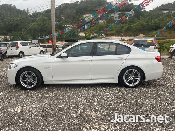 BMW 5-Series 2,5L 2016-6