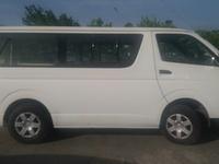 2012 Toyota Hiace Bus