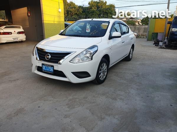 Nissan Latio 1,6L 2016-3