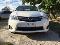 Toyota Axio 1,5L 2014