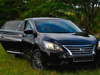 Nissan Sylphy 1,5L 2015