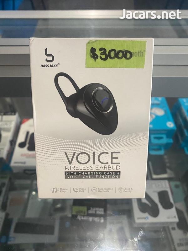 Bluetooth earpieces-1