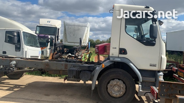 DAF LF55 Cab and Chassis 14t 2006-2
