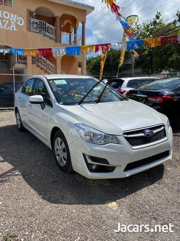 Subaru G4 2,0L 2016-10