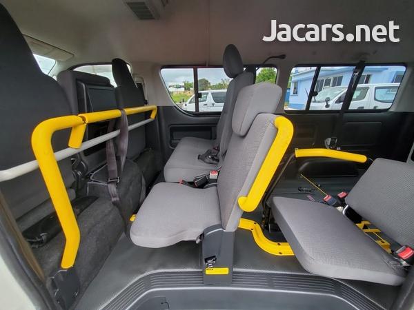 Toyota Hiace 2,0L 2013-16