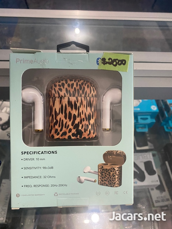 leopard bluetooth airpods-4