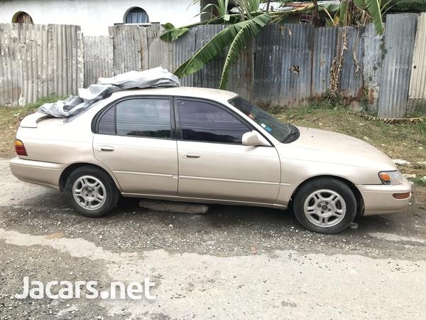 Toyota Corolla 1,5L 1993-1