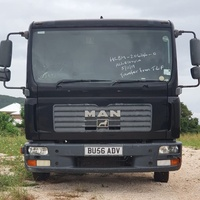 2008 MAN Cab/Chassis Truck