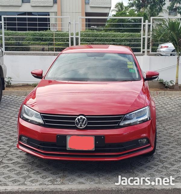 Volkswagen Jetta 1,4L 2018-1