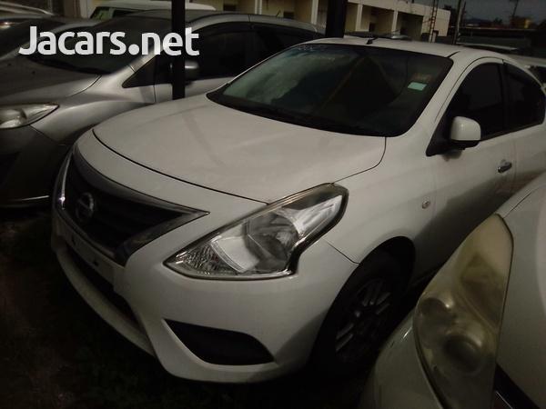 Nissan Latio 1,2L 2013-1