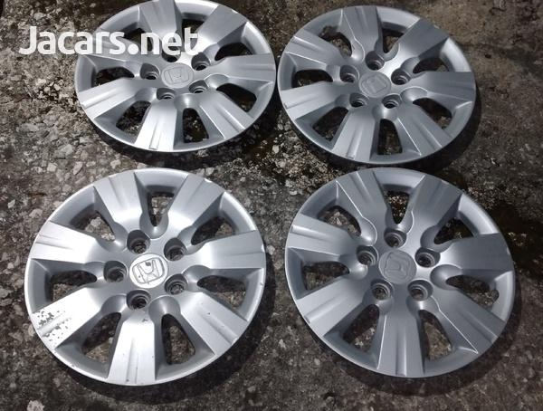 Honda/ Toyota Rims and Tires 5X114.3-3