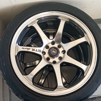 17 Inch Rims with Tyres