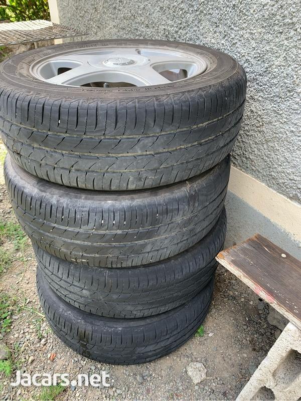 Stock rims and tires 8 lug-3