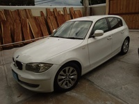 BMW 1-Series 2,0L 2011