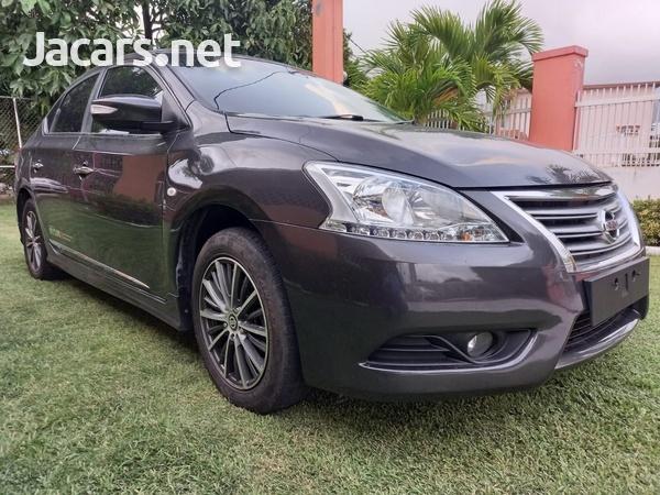 Nissan Sylphy 1,7L 2015-4