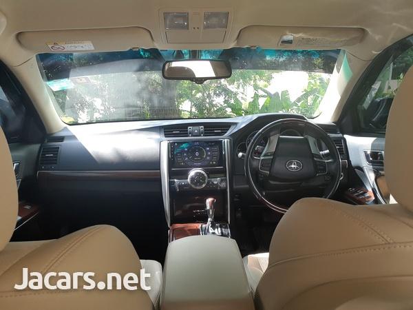Toyota Mark X 3,5L 2015-10