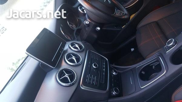 Mercedes-Benz CLA-Class 2,0L 2016-4