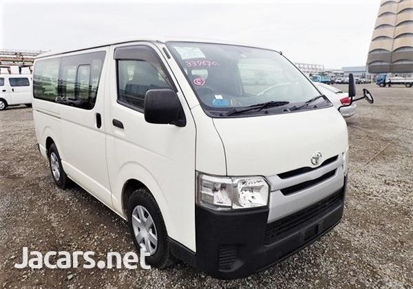 Toyota Hiace Bus 2,0L 2014-1