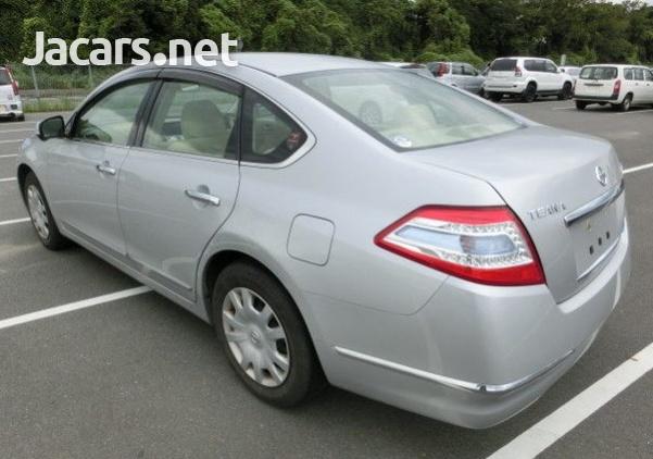 Nissan Teana 2,5L 2013-5