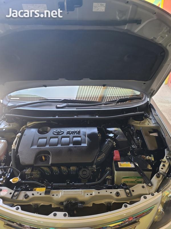 Toyota Allion 2,0L 2012-15