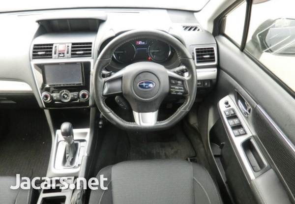 Subaru Levorg 1,6L 2014-6