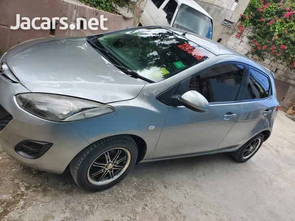 Mazda Demio 1,5L 2012-12