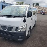 Nissan Caravan 2,5L 2013