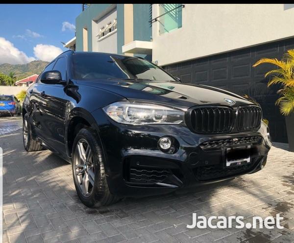 BMW X6 5,0L 2015-2