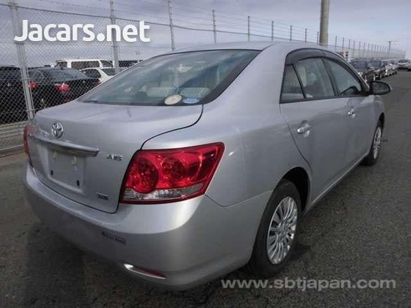 Toyota Allion 1,8L 2015-4