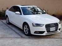 Audi A4 1,8L 2013