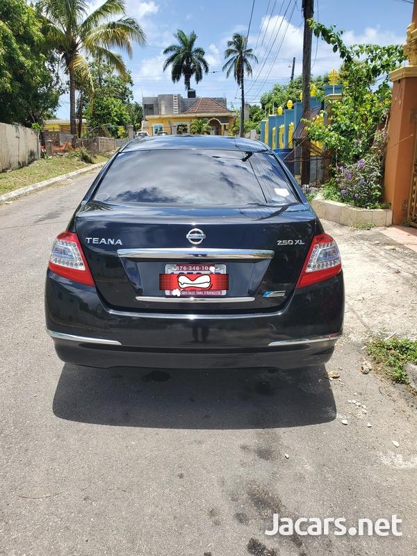 Nissan Teana 2,4L 2013-3