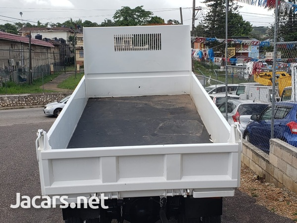 2007 Mitsubishi Canter Dump High Deck Truck-5