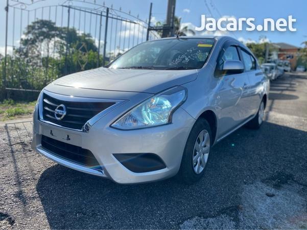 Nissan Latio 1,5L 2016-3