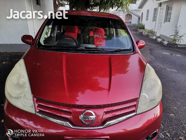 Nissan Note 1,5L 2011-6