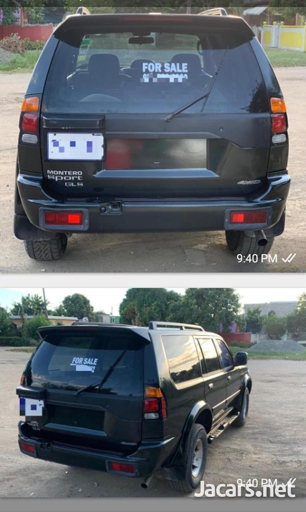 Mitsubishi Montero 3,0L 2003-2