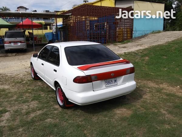 Nissan B14 1,3L 1995-4