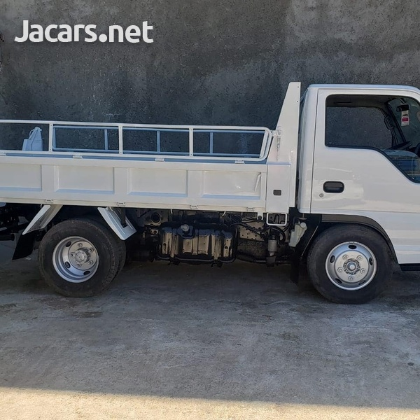 Newly imported 2007 Mazda Titan Dump truck-4